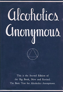 Alcoholics Anonymous second edition